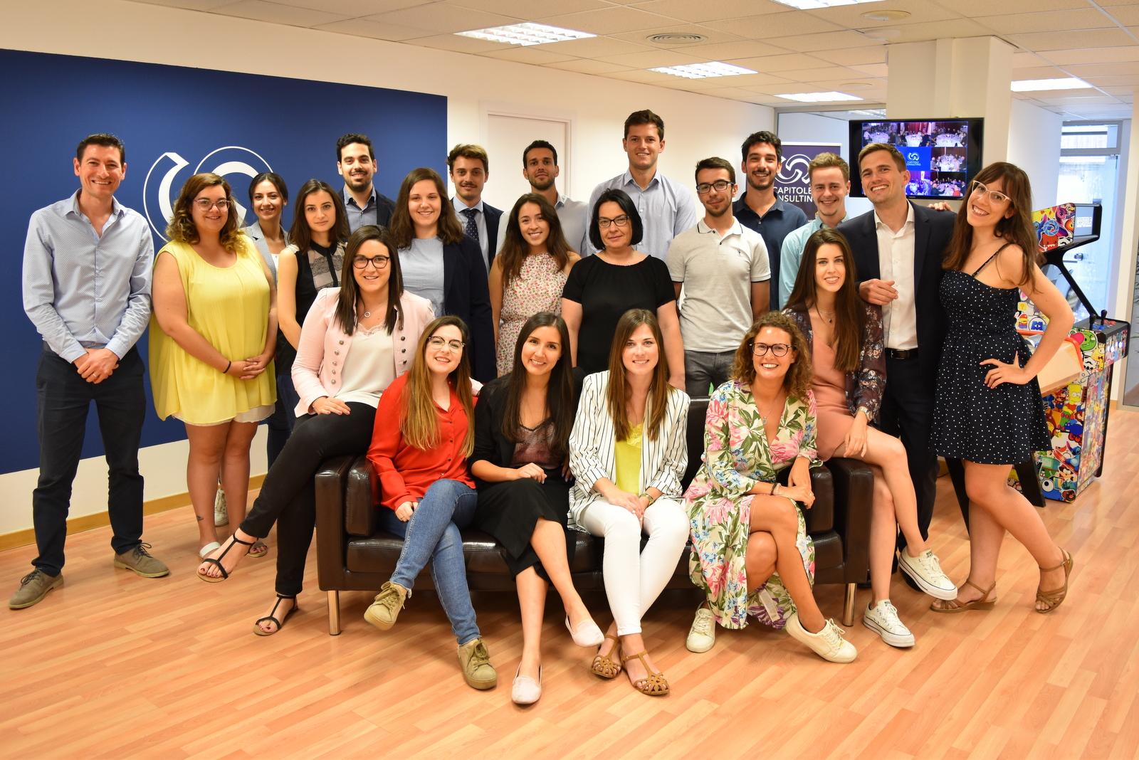Barcelona Staff